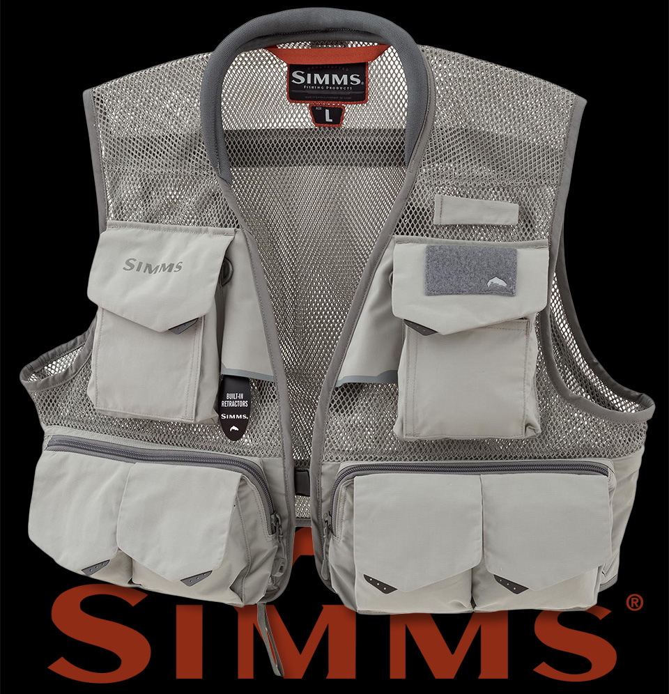 Simms Headwater Mesh Vest